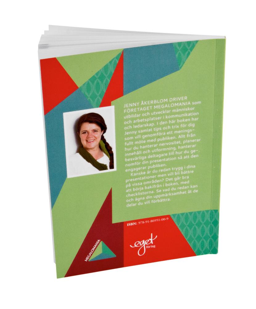 En bok om presentationer, föredrag och seminarium