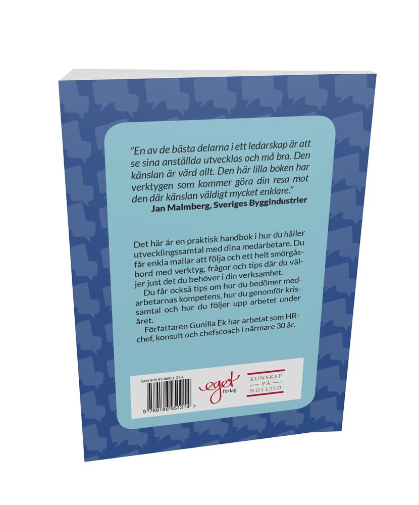 Praktisk handbok för utvecklingssamtal