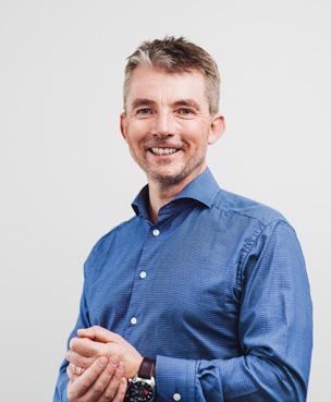Henrik Heslyk, författare, psykolog och ledningsrådgivare