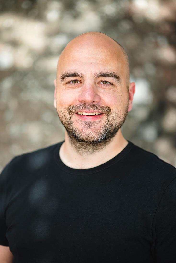 Joakim Hedström, strategisk copywriter och författare