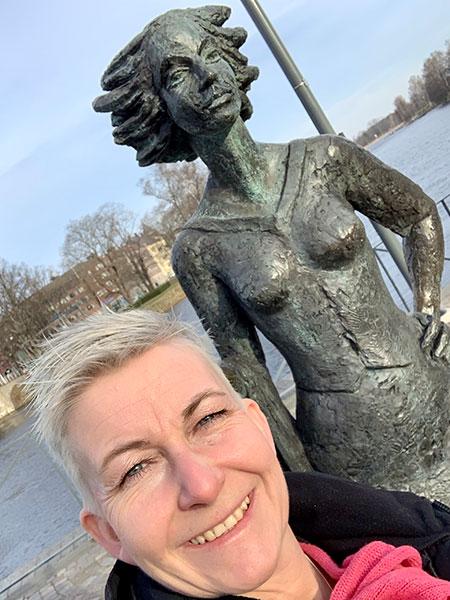 Författaren Marie Niljung blev Årets Sola i Karlstad