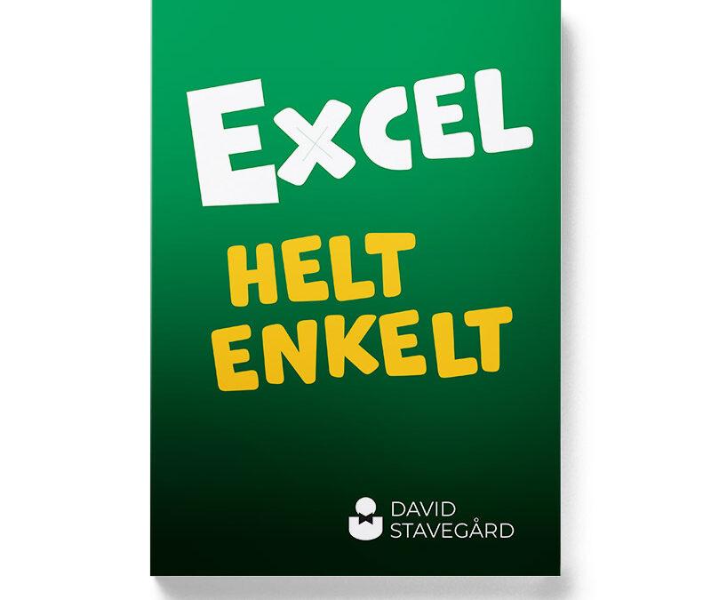 Pressmeddelande: Excel inget program för bara nördar