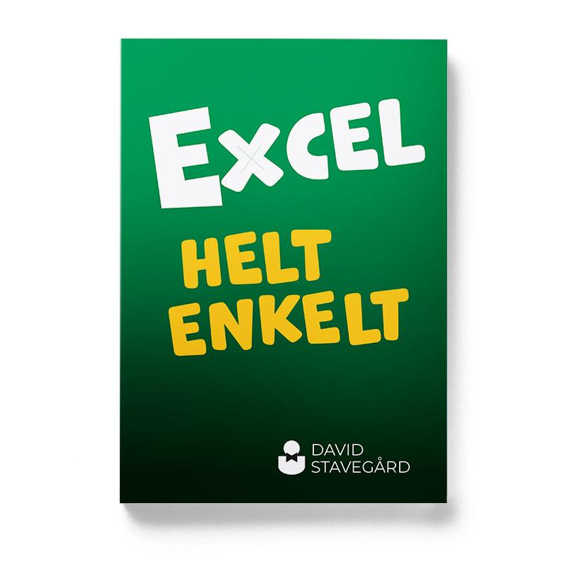 Excel helt enkelt