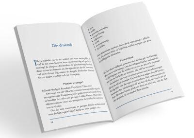 Uppslag från boken Försäljning - enklare än du tror