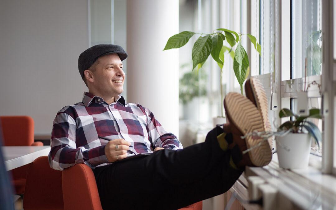 Författaren David Stavegård, utsedd till Microsoft Most Valuable Professional