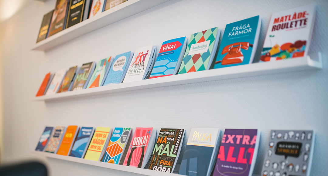 Snabblästa böcker på temat kunskap på nolltid