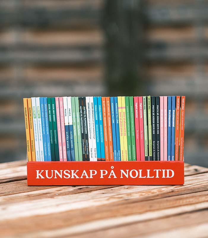 Kunskap på jobbet med snabblästa handböcker